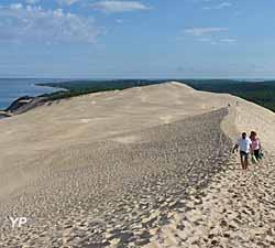 Dune du Pilat (Syndicat Mixte de la Grande Dune du Pilat)