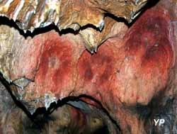 Grottes de Gargas - main de la découverte