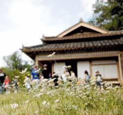 Domaine de Boisbuchet - Japanese guesthouse (Sergio Mendoza)