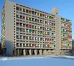 Unité d'habitation Cité Radieuse le Corbusier (Association La Première Rue)