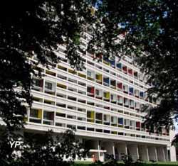 Unité d'habitation Cité Radieuse le Corbusier