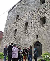 Fortifications - Bouchain la Clé des Pays-Bas (OT de La Porte du Hainaut)