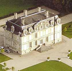Château de Guiry (G. de Montfort)