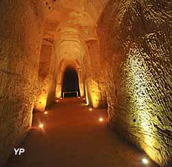 Mines de Bruoux - Cathédrale (Franck Charton)