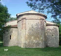 Site de Cailloup - Eglise du Mas Vieux (OT Pamiers)