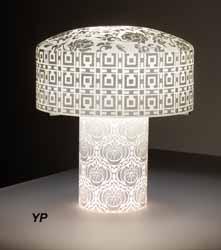 Verrerie cristallerie de la Rochère - Aria Mongol