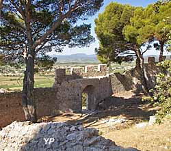 Castellas de Montpeyroux (OTI STGVH)