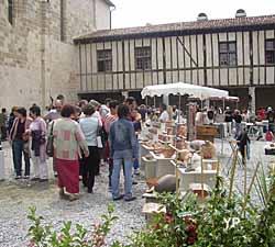 Abbaye d'Arthous - Céramique festival