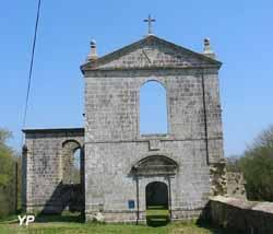 Abbaye de Koad-Malouen - Eglise