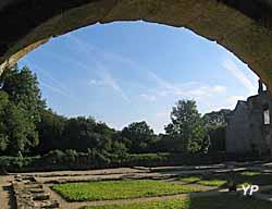 Abbaye de Koad-Malouen - cloître