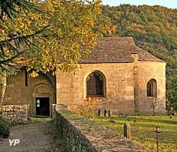 Ancienne Eglise Saint-Flour (Les Amis de Saint Flour du Pompidou)