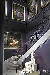 Musée des Beaux Arts - Grand escalier