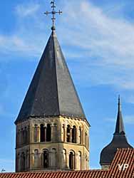 Abbaye de Cluny (Cluny Tourisme)