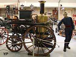Pompe à vapeur Thirion (1876)