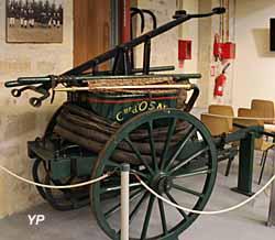 Musée des sapeurs pompiers du Val d'Oise