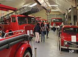 Musée des sapeurs pompiers du Val d'Oise (Yalta Production)
