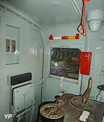 Rotonde ferroviaire - locomotive 2CC2