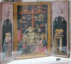 Musée des Beaux-Arts de Chambéry - Triptyque de la Passion (Domenico di Michelino, vers 1440)