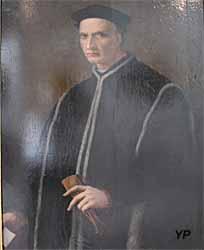 Musée des Beaux-Arts de Chambéry - Portrait présumé de Piero Soderini (Ridolfo del Ghirlandajo, vers 1520)