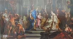 Musée des Beaux-Arts de Chambéry - Annibal jurant haine aux Romains (Claudio Francesco Beaumont, vers 1750)
