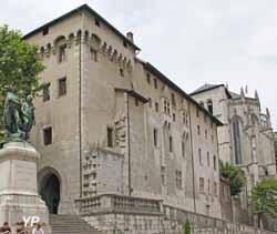Château des Ducs de Savoie (Yalta Production)