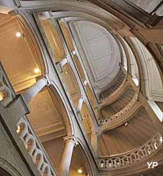 Château des Ducs de Savoie - escalier de la tour Demi-ronde