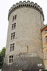 Château des Ducs de Savoie - tour Demi-ronde
