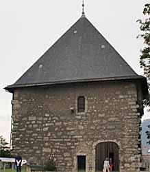 Château des Ducs de Savoie - tour Trésorerie