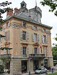 Château des Ducs de Savoie - tour des Archives