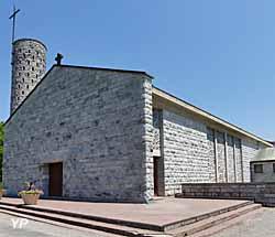 Église Notre-Dame de Plaimpalais (Mairie d'Alby-sur-Chéran)