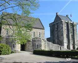 Château (office de tourisme St Sauveur le Vicomte)