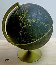 Musée du Scribe - globe pédagogique