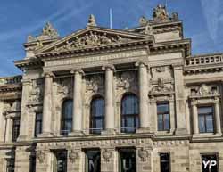 Bibliothèque Nationale et Universitaire de Strasbourg (BNU - JPR)