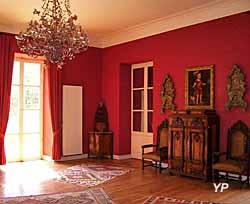 Château de Preisch - grand salon