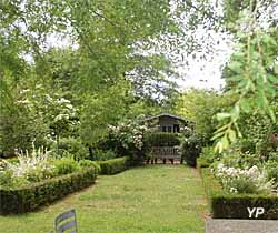 Arboretum Adeline - Petit jardin à la Française