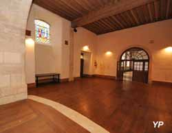 Notre-Dame de Lorette - intérieur de la chapelle