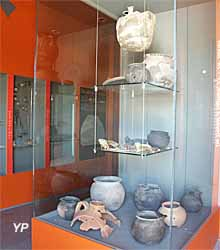 Archéocrypte de Sainte-Sigolène