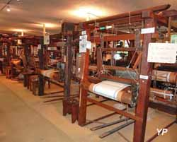 Musée de Tissage - métiers â bras