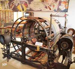 Musée de Tissage - ourdissoire