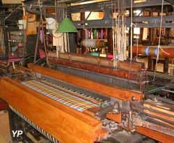 Musée de Tissage - métiers mécaniques