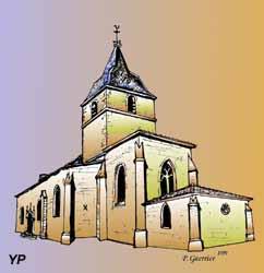 Église Saint Blaise (P. Guerrier)
