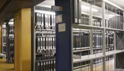 Archives départementales de la Corrèze - magasins des Archives