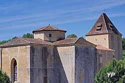 Ancienne abbatiale église Saint-Martial