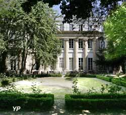 H tel de galliffet institut culturel italien de paris for Institut culturel italien paris