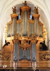 Église Saint-Médard - orgue