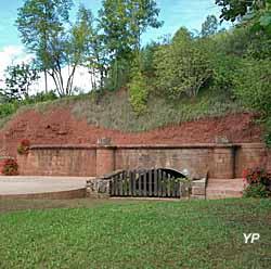Ancienne voie à minerai de fer - tunnel de Marcillac (Bernard Olivié)
