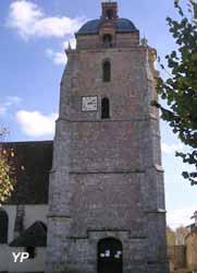 Église Saint-Lubin (Mairie du Boullay-Thierry)
