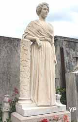 Cimetière ancien - Joséphine