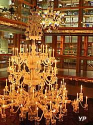 La Grande Place, Musée du cristal de Saint-Louis (J.-C. Kanny - Moselle Tourisme)