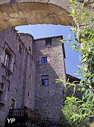 Château de Désaignes (mairie de Désaignes)
